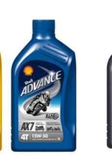 Shell Advance (para motos)